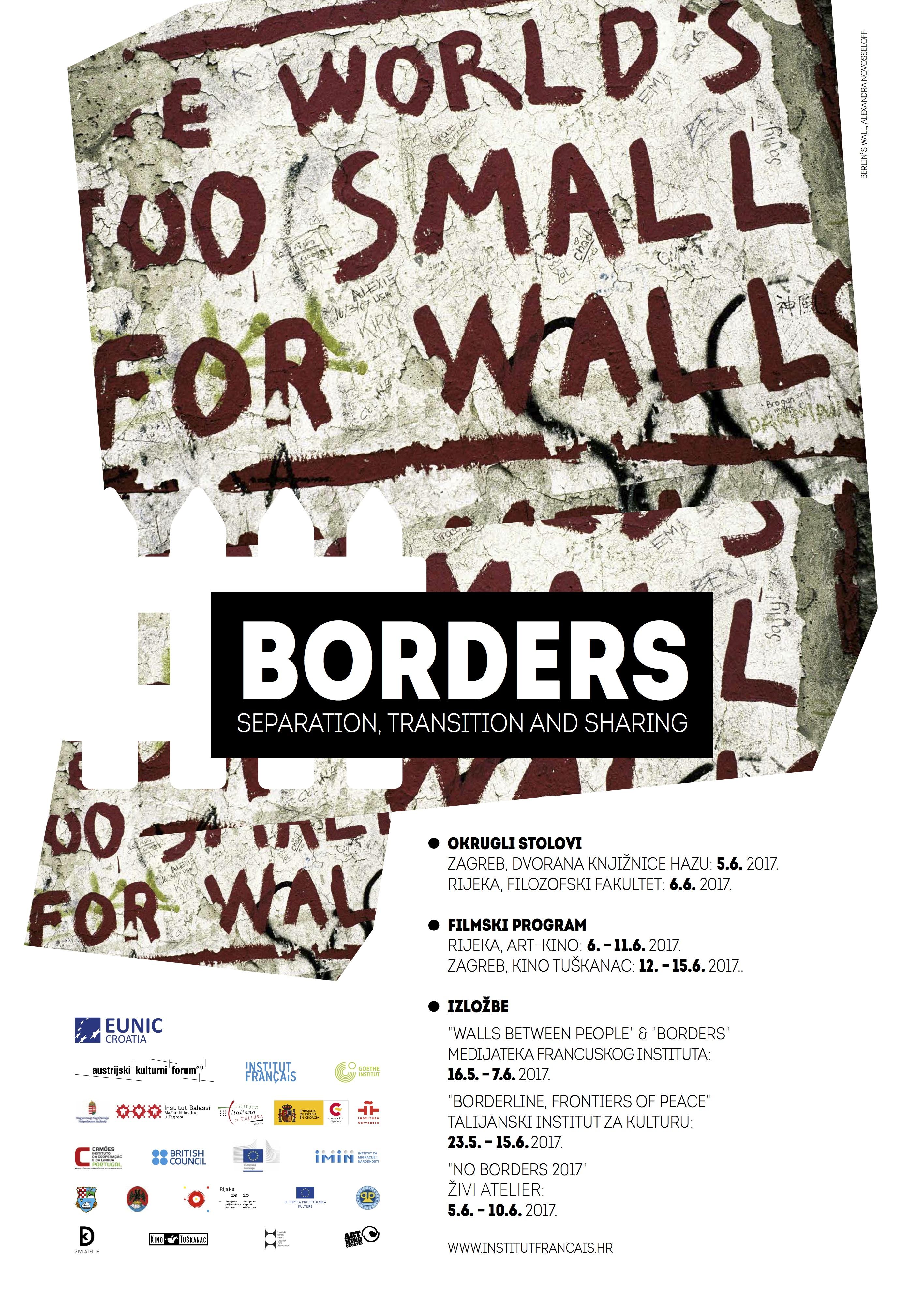 No Borders symposium and exhibition