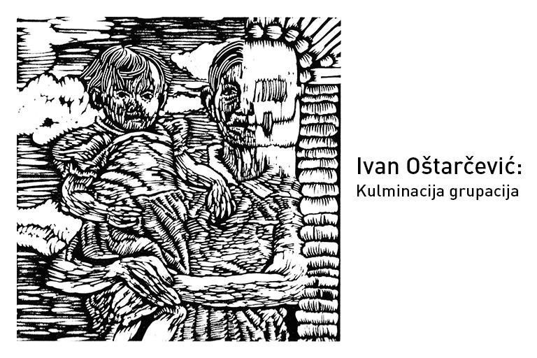Živi Atelje DK | Ivan Oštarčević | Kulminacija Grupacija — Group Culmination | 11.10