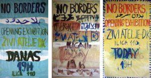 No Borders 2016 | Video
