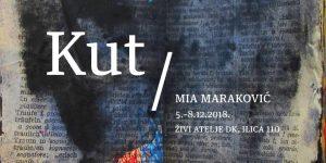 Exhibition opening Mia Maraković 05.12